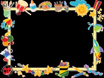 Рамка Детский Сад