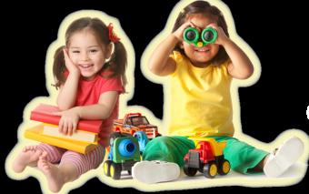 Фото играющих детей