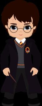 иллюстрация Гарри Поттер